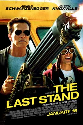 The Last Stand - DS 1 Sheet Movie Poster - Style B