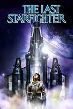 The Last Starfighter - 11 x 17 Movie Poster - Style C