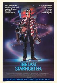 The Last Starfighter - 43 x 62 Movie Poster - Bus Shelter Style A