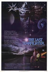 The Last Starfighter - 27 x 40 Movie Poster - Style B