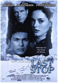 The Last Stop - 11 x 17 Movie Poster - Style A