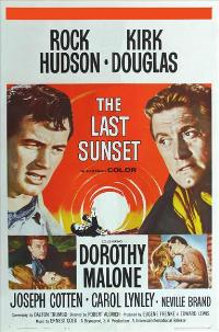The Last Sunset - 27 x 40 Movie Poster - Style A