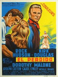 The Last Sunset - 11 x 17 Movie Poster - French Style A