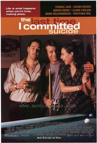 The Last Time I Committed Suicide - 27 x 40 Movie Poster - Style A