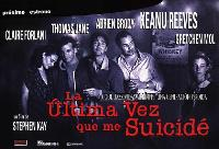 The Last Time I Committed Suicide - 11 x 17 Movie Poster - Spanish Style A