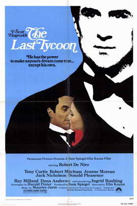 Last Tycoon, The - 11 x 17 Movie Poster - Style A