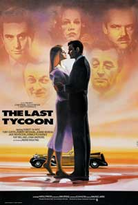 Last Tycoon, The - 27 x 40 Movie Poster - UK Style A