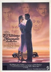 Last Tycoon, The - 27 x 40 Movie Poster - Spanish Style A