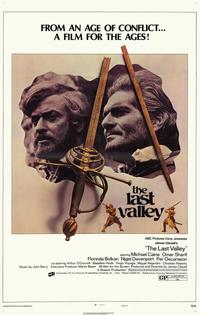 The Last Valley - 11 x 17 Movie Poster - Style A