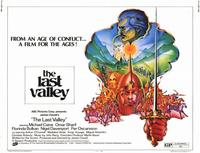The Last Valley - 11 x 14 Movie Poster - Style B
