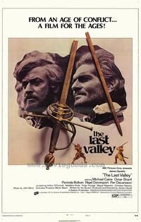 The Last Valley - 27 x 40 Movie Poster - Style A