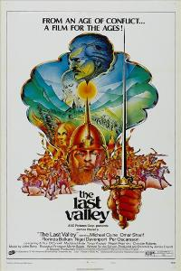 The Last Valley - 27 x 40 Movie Poster - Style B