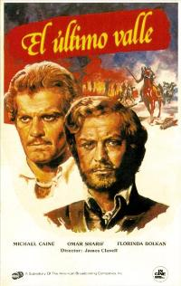 The Last Valley - 11 x 17 Movie Poster - Spanish Style A