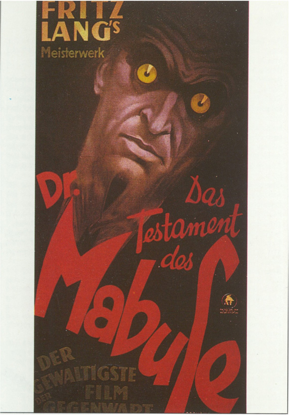 The Last Will of Dr. Mabuse movie