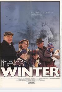 The Last Winter - 11 x 17 Movie Poster - Style A