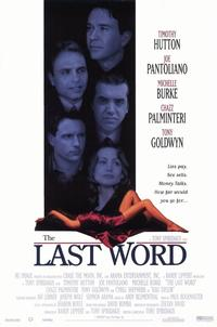 The Last Word - 11 x 17 Movie Poster - Style A