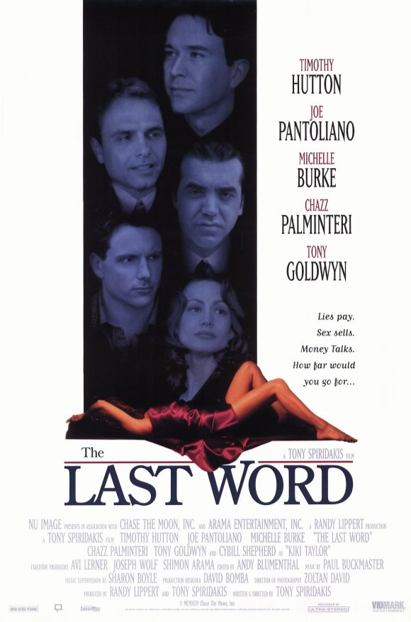 The Last Word Movie Posters From Movie Poster Shop