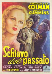 The Late George Apley - 27 x 40 Movie Poster - Italian Style A