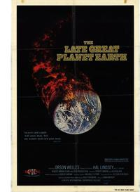 The Late Great Planet Earth - 27 x 40 Movie Poster - Style A