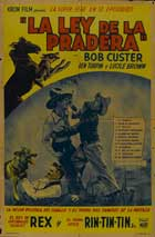 The Law of the Wild - 27 x 40 Movie Poster - Spanish Style A