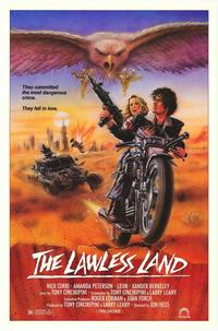 The Lawless Land - 11 x 17 Movie Poster - Style A