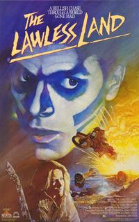 The Lawless Land - 11 x 17 Movie Poster - Style B