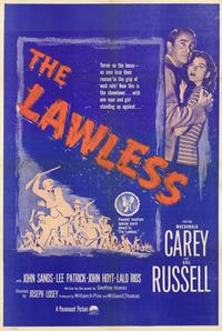 The Lawless - 11 x 17 Movie Poster - Style A