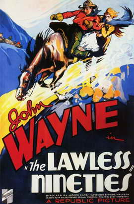 The Lawless Nineties - 11 x 17 Movie Poster - Style A