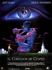 The Lawnmower Man - 11 x 17 Movie Poster - Spanish Style A