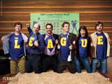 The League (TV) - 11 x 14 Movie Poster - Style A