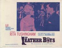 The Leather Boys - 11 x 14 Movie Poster - Style F