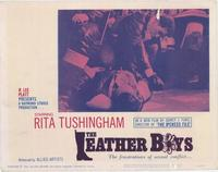 The Leather Boys - 11 x 14 Movie Poster - Style B