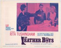 The Leather Boys - 11 x 14 Movie Poster - Style E
