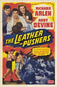 The Leather Pushers - 27 x 40 Movie Poster - Style A