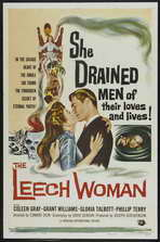 The Leech Woman - 11 x 17 Movie Poster - Style A
