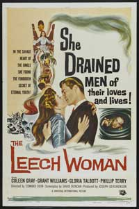 The Leech Woman movie