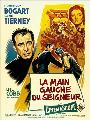 The Left Hand of God - 27 x 40 Movie Poster - French Style A