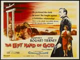 The Left Hand of God - 30 x 40 Movie Poster UK - Style A
