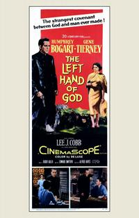 The Left Hand of God - 11 x 17 Movie Poster - Style B