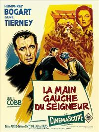 The Left Hand of God - 11 x 17 Movie Poster - French Style A