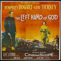 The Left Hand of God - 30 x 30 Movie Poster - Style A