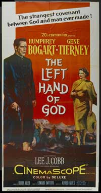 The Left Hand of God - 20 x 40 Movie Poster - Style A