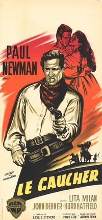 The Left-Handed Gun - 11 x 17 Movie Poster - French Style A