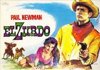 The Left-Handed Gun - 27 x 40 Movie Poster - Spanish Style A