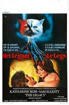 The Legacy - 27 x 40 Movie Poster - Italian Style A
