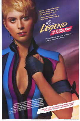 The Legend of Billie Jean - 11 x 17 Movie Poster - Style A