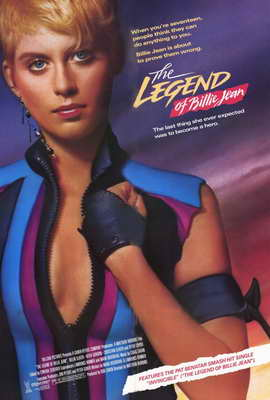 The Legend of Billie Jean - 27 x 40 Movie Poster - Style A