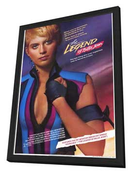 The Legend of Billie Jean - 11 x 17 Movie Poster - Style A - in Deluxe Wood Frame