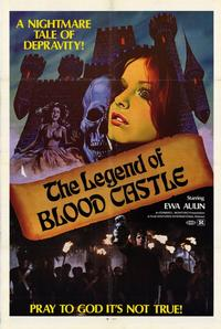The Legend of Blood Castle - 11 x 17 Movie Poster - Style A