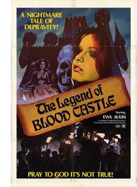 The Legend of Blood Castle - 43 x 62 Movie Poster - Bus Shelter Style A